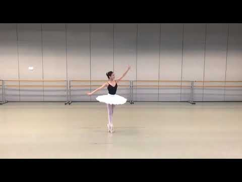 YerimLee - Sleeping Beauty Aurora variation