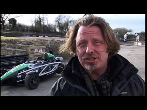 Fifth Gear: Behind the s with Charley Boorman