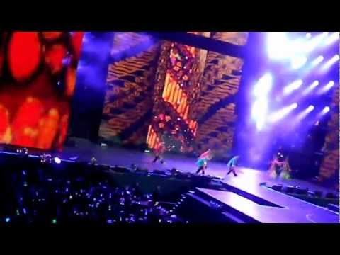 [130309] Music Bank World tour Live In Jakarta - OPENING