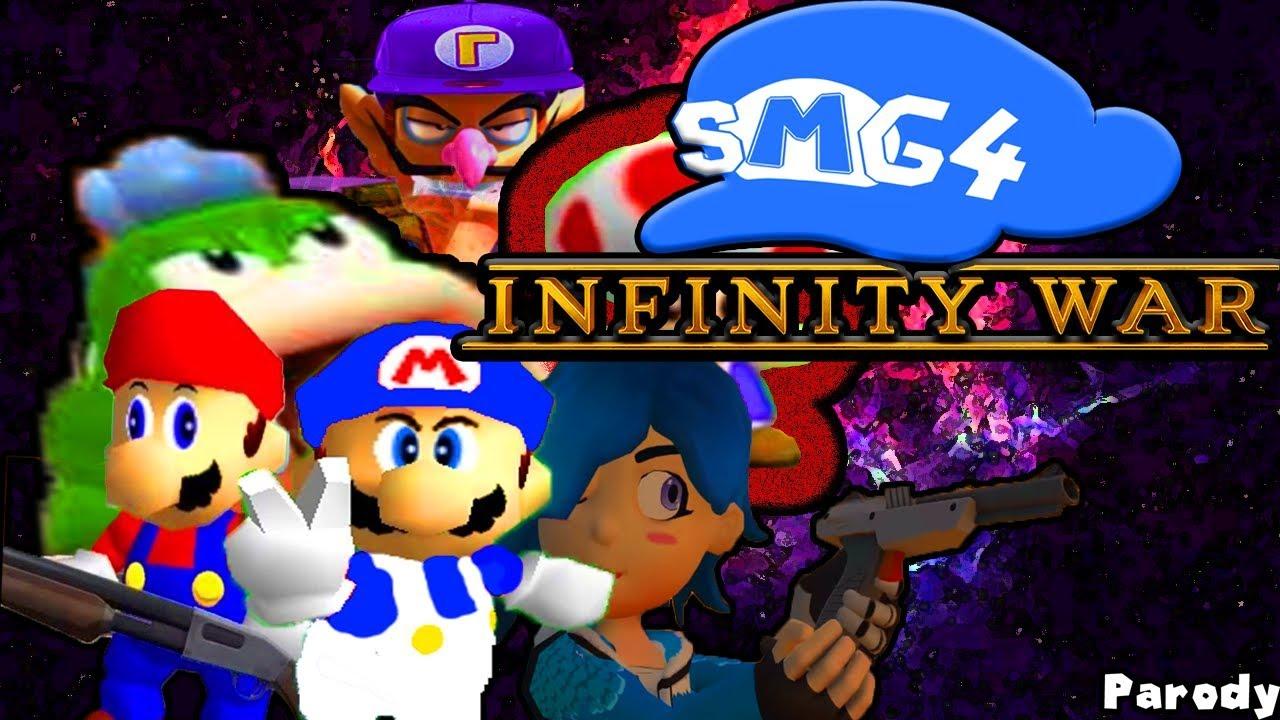 SMG4: Infinity War (Trailer Parody)