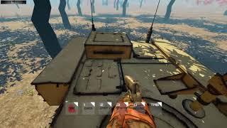 Играю в Red Wake Carnage