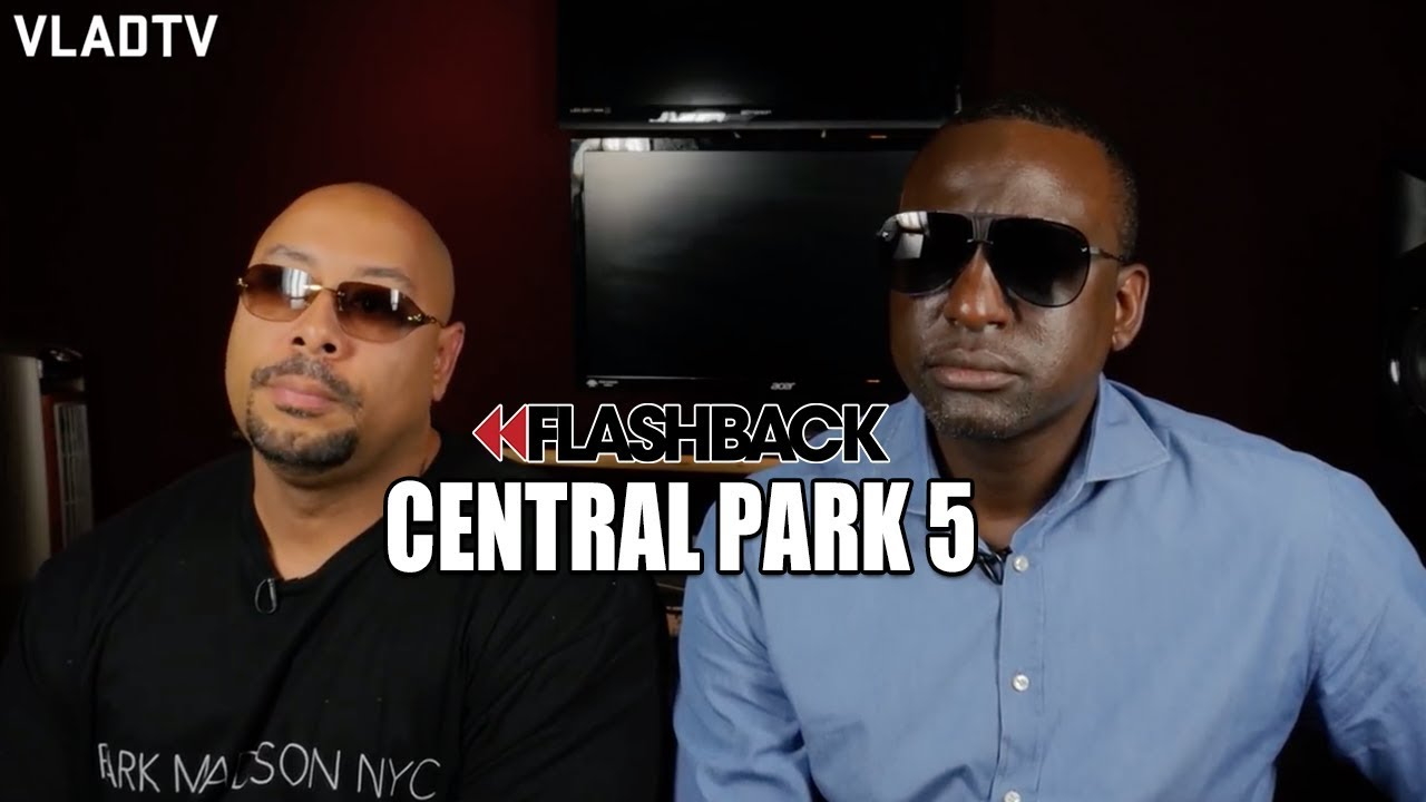 Central Park 5 on Real Attacker Confessing After They Served 7 Years in Prison (Flashback)