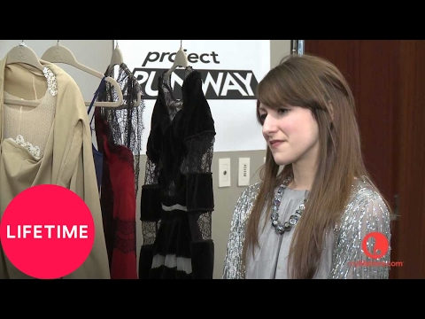 Project Runway: Kate Pankoke's Casting Session  Lifetime