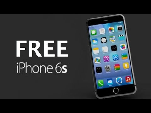 How To Get A Free Iphone 6s New Giveaway