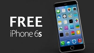 How To Get A Free iPhone 6s! - NEW IPHONE 6S GIVEAWAY!