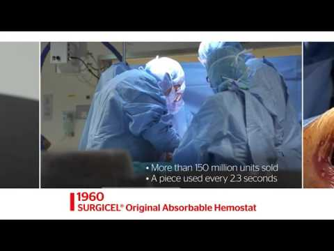 SURGICEL Video 1 History Video