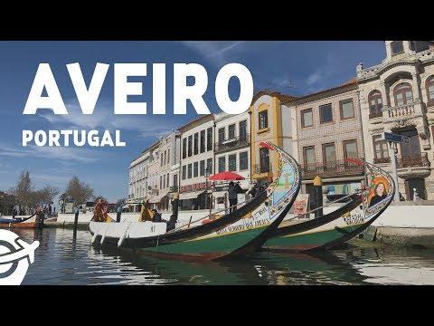 AVEIRO, Portugal | vdeviajar.com
