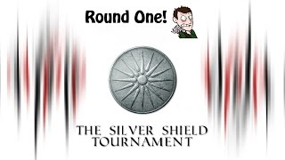 The Silver Shield Tournament - Round One - Alex the Rambler v Darren Total War!