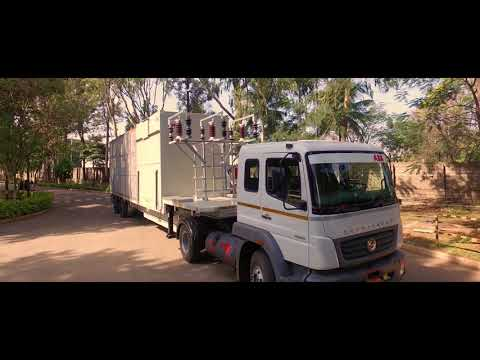 Mobile Capacitor Bank – Power Quality On The Move