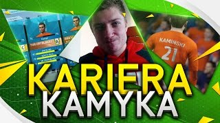 FIFA 16 - KARIERA KAMYKA #24 Kamyk vs Henderson!!