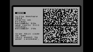 sillyventure 2k14 invitro for Atari 8-bit