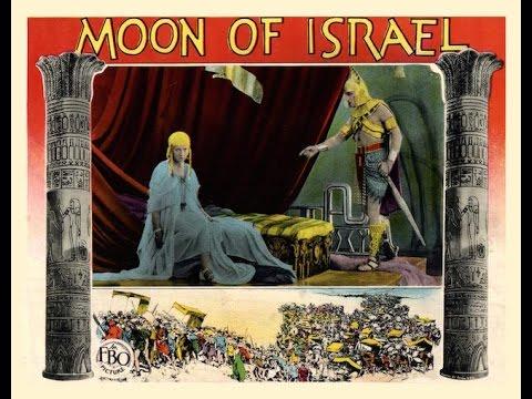 MOON OF ISRAEL (1924) an Austrian film of the Exodus