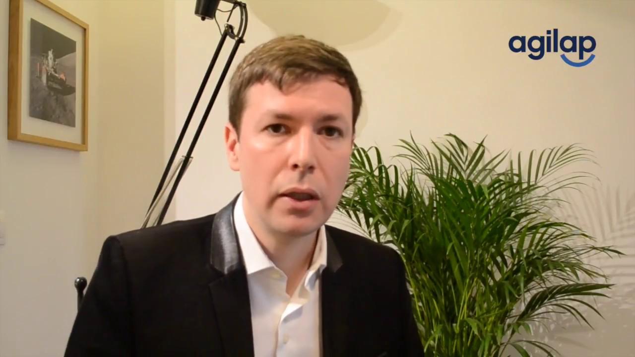 Découvrez Agilap, interview Pierre-Alexandre Lesaignoux cofondateur
