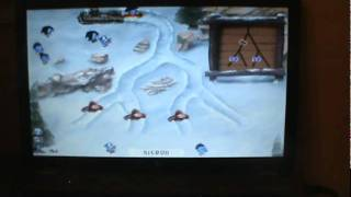 Zoombinis: Mountain Rescue - Skiing Down