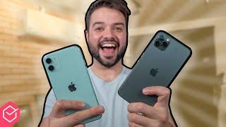 iPhone 11 e 11 PRO - o que eu estou achando!?