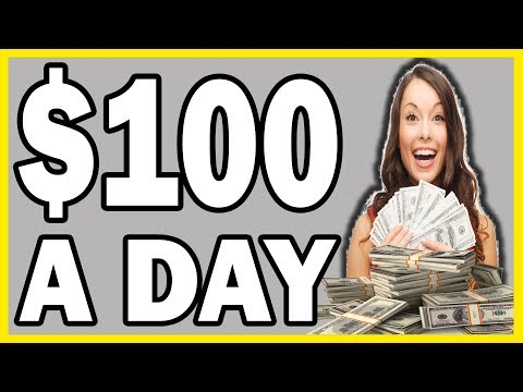 How To Make Money Online With NO Website And NO Money! $100 a Day Worldwide