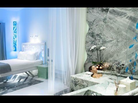 Agalia SLH Hotel in Ios island Greece HD
