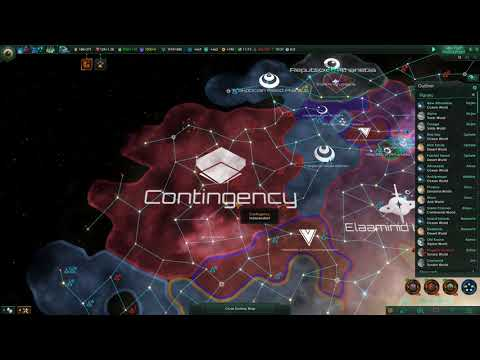 Stellaris 2.0: Whipping the Contingency's Ass