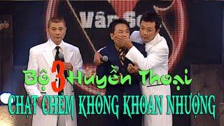 PART 1| Bộ 3 HUYỀN THOẠI | Việt Thảo , Vân Sơn & Bảo Liêm | MÀN CHẶT CHÉM KHÔNG KHOAN NHƯỢNG !!