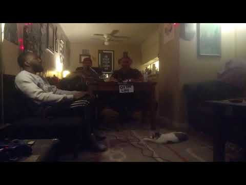 @onthelinestudio interview w/ agent J  1st guest in the bro den