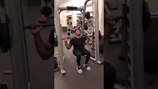 Quads-focused legs workout