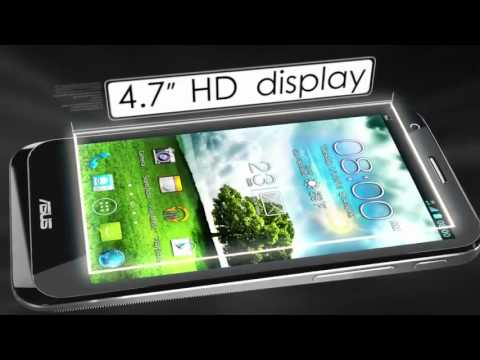 ASUS PadFone 2 Promo Video