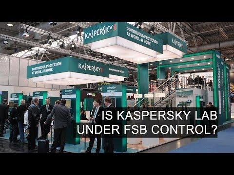Is Kaspersky Lab Under FSB Control?