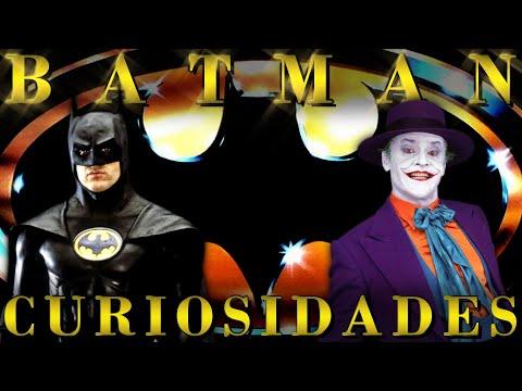 Batman 1989 - Curiosidades y Errores