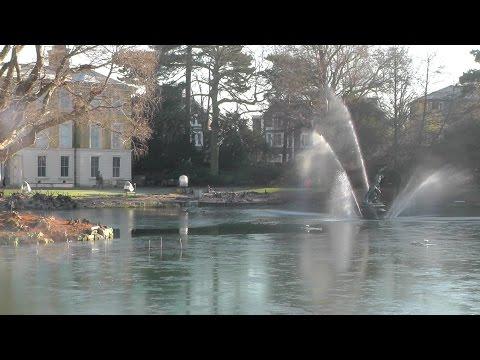Królewskie Ogrody Botaniczne Kew Gardens w Londynie. Royal Botanic Gardens, Kew, London