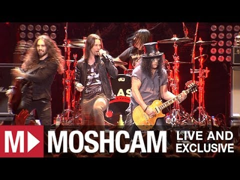 Slash ft.Myles Kennedy & The Conspirators - Fall To Pieces   Live in Sydney   Moshcam