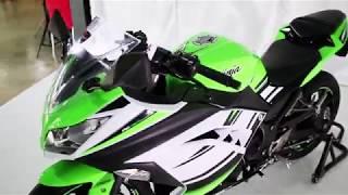 Kawasaki Ninja 300 Aniversary 30TH ปี 2015 | Best-Superbike