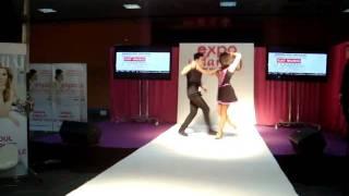Adreea Balan  - Tango Petrisor and Elena @Expo Ideal Mariaj 28.01.2011