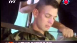 Militares hacen una parodia del secuestro de Arlan Fick 29-12.2014