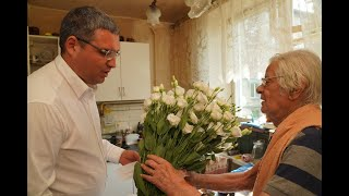 Встретился с человеком-легендой. Николай Гибу, кинорежиссер, народный артист СССР