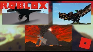 Roblox DragonVs - Upcoming Updates + New Dinos and Map (P.E)