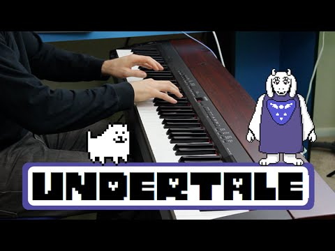 Undertale - Heartache (Advanced Piano Arr.)
