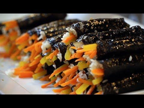 Tongin Market - STREET FOOD IN KOREA 통인시장 | UNIQUE Korean Street Food Tour in Seoul + SPICY BULGOGI