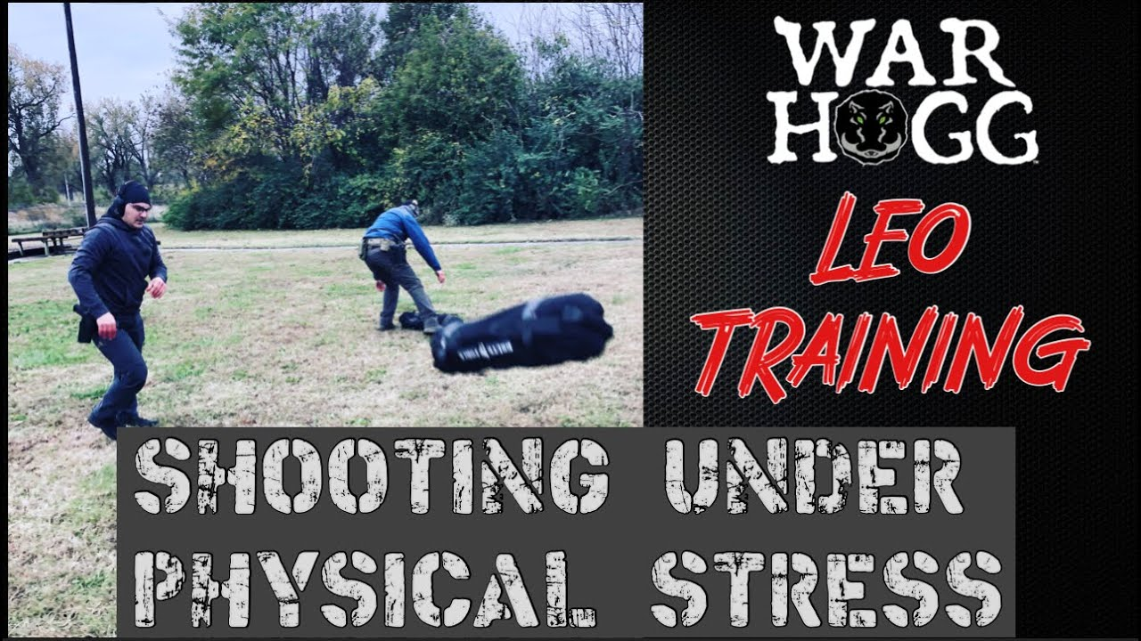 Shooting Under Physical Duress