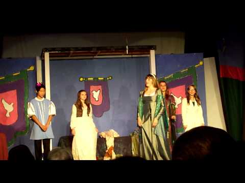 santiago middle school drama 7