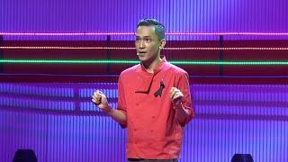 สิ่งที่ผมเรียนรู้จากงานปาร์ตี้ | Pongsuang Kunprasop | TEDxBangkok