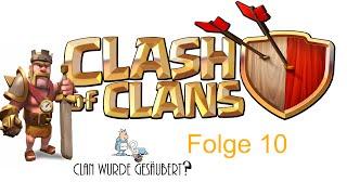COC [010] - Clansäuberung. (Fredi) | Let`s Play Clash of Clans [Deutsch/HD]