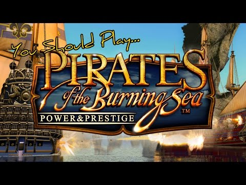 Pirates Of The Burning Sea Is The Best Pirate MMO You Never Played