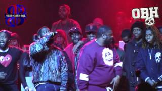 Ar-Ab, Dark LO, OBH, 2015 Philly Hip Hop Awards presented by Philly Streets Talk