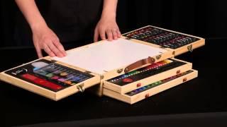 видео kids4kids волшебный чемодан художника