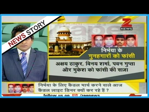 DNA: Detailed analysis of the Nirbhaya verdict