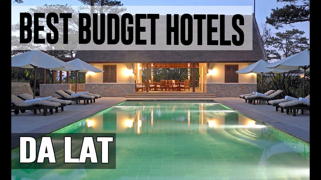 Cheap and Best Budget Hotels in Da Lat , Vietnam