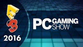 E3 2016 - PC GAMING SHOW [ČESKÝ PŘENOS] - INDIAN