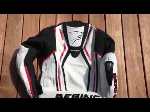 Essai de la combinaison Bering Supra-R par Objectif-moto