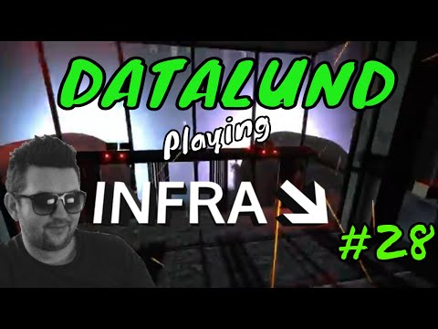INFRA Let's Play. Episode 28 - Playing With Coal Power