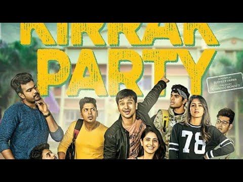 Kirrak Party Theatrical Trailer   Whatsapp Status   Nikhil   Samyuktha   Simran Pareenja - Telugu.